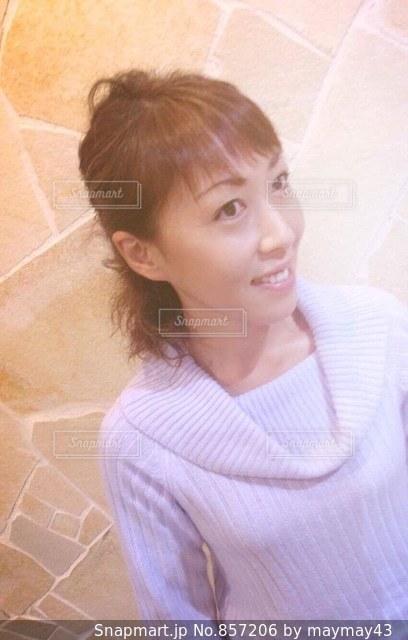 大人の女性の写真・画像素材[857206]