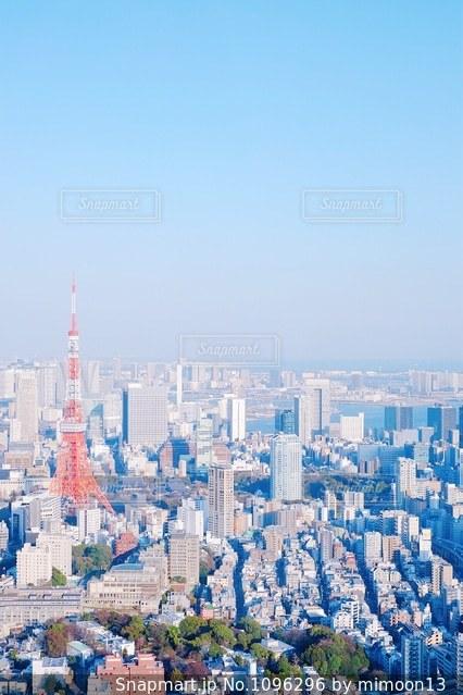 東京の景色の写真・画像素材[1096296]