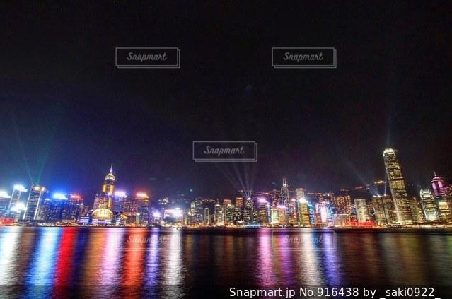世界三大夜景の写真・画像素材[916438]