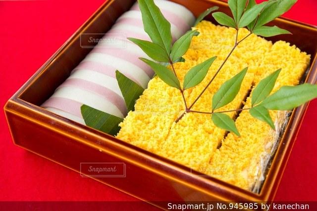 おせち料理 錦卵の写真・画像素材[945985]