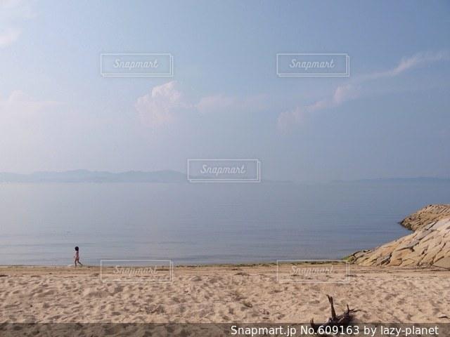 海の写真・画像素材[609163]