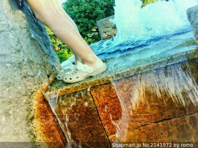 夏を先取りの写真・画像素材[2141972]