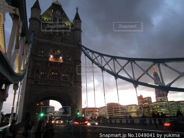 タワー・ブリッジの写真・画像素材[1049041]