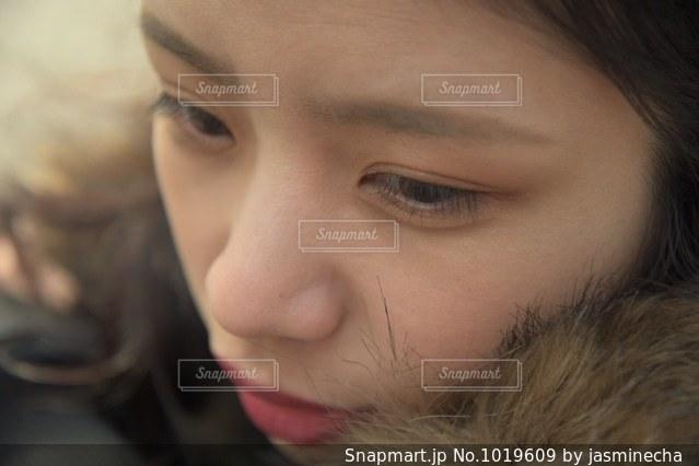 女性の写真・画像素材[1019609]