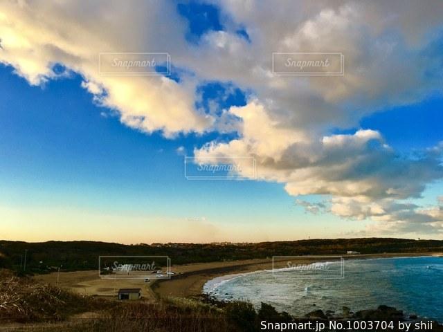 千葉県銚子市の海の写真・画像素材[1003704]