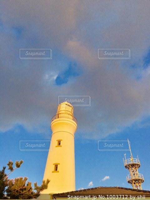 犬吠埼岬の灯台の写真・画像素材[1003712]