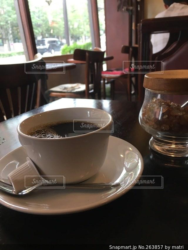 カフェの写真・画像素材[263857]