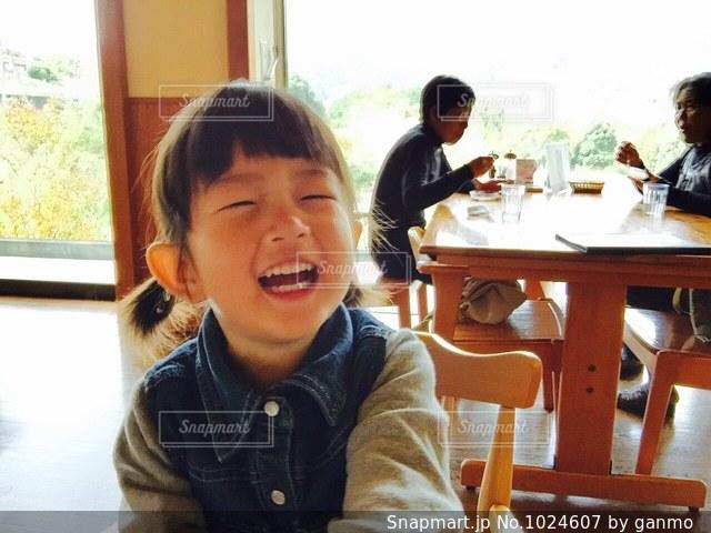 笑顔×100の写真・画像素材[1024607]