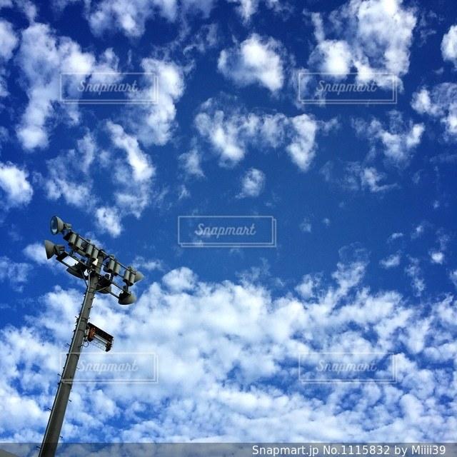 夏空の写真・画像素材[1115832]