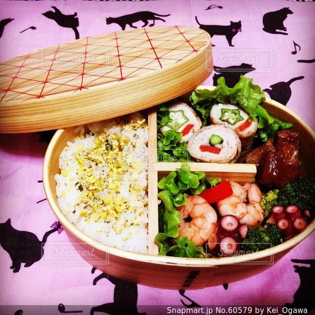 食べ物の写真・画像素材[60579]