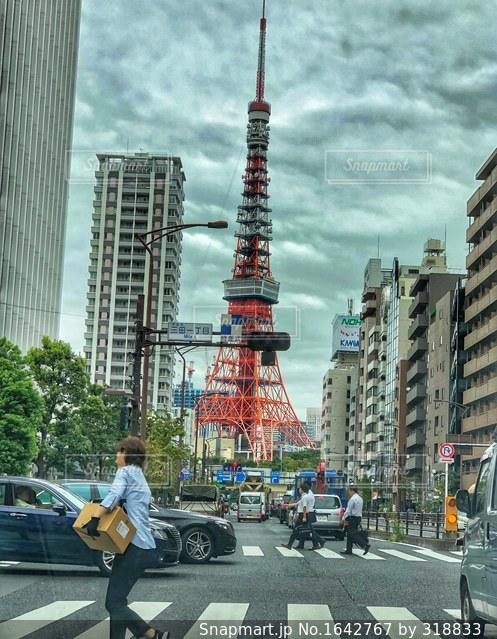 東京の写真・画像素材[1642767]
