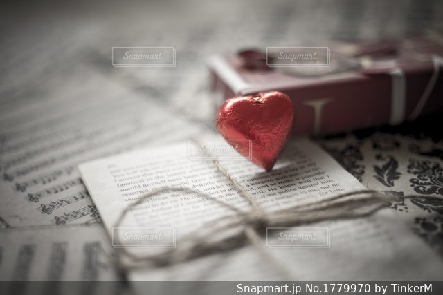 愛の物語を貴方に。の写真・画像素材[1779970]