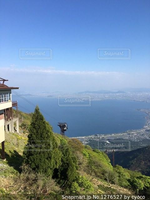 春の琵琶湖バレイの写真・画像素材[1276527]