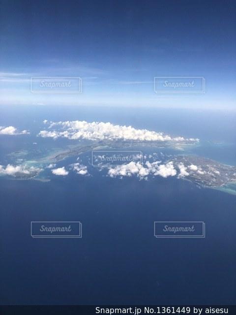 上空からの写真・画像素材[1361449]
