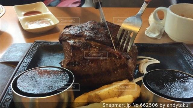 肉の写真・画像素材[662506]