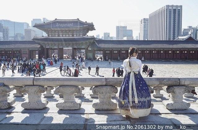 韓国旅行の写真・画像素材[2061302]