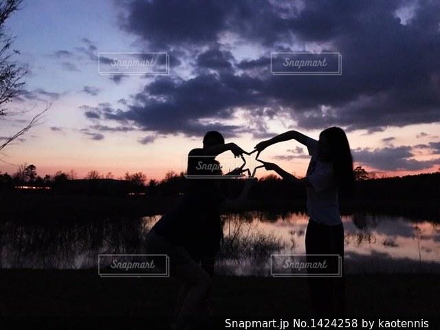 星フレンズの写真・画像素材[1424258]