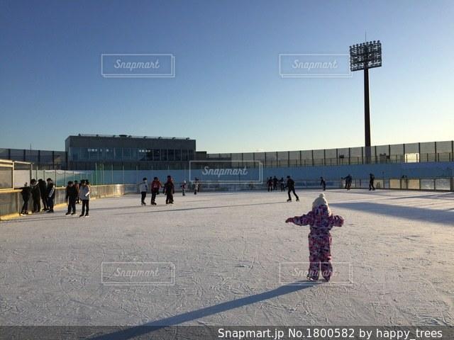 スケートの写真・画像素材[1800582]