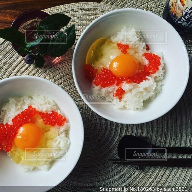 朝ごはんの写真・画像素材[180263]