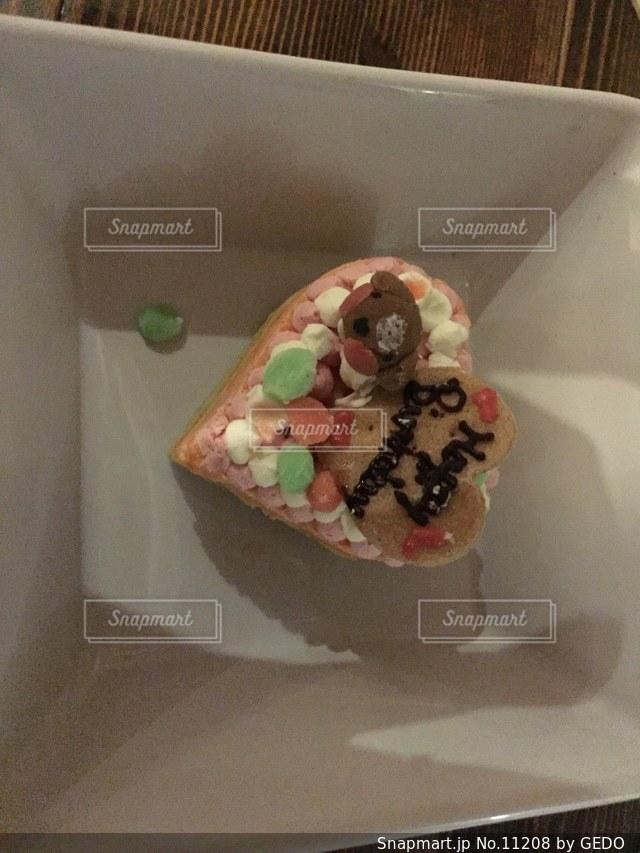 ケーキの写真・画像素材[11208]