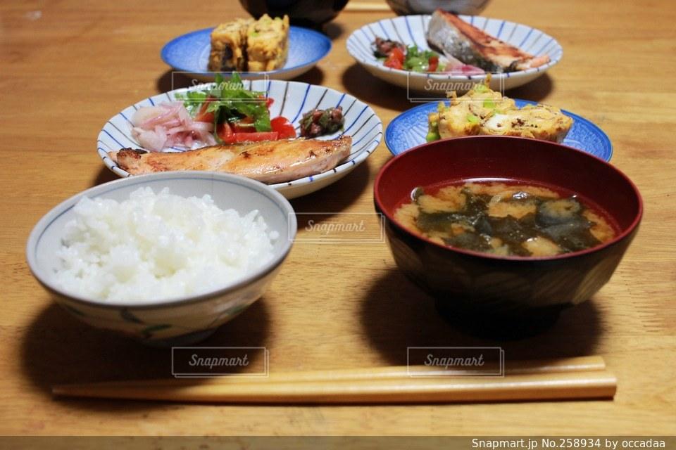 食べ物の写真・画像素材[258934]