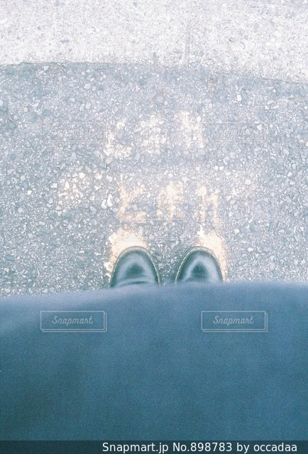 海の横にある水します。の写真・画像素材[898783]