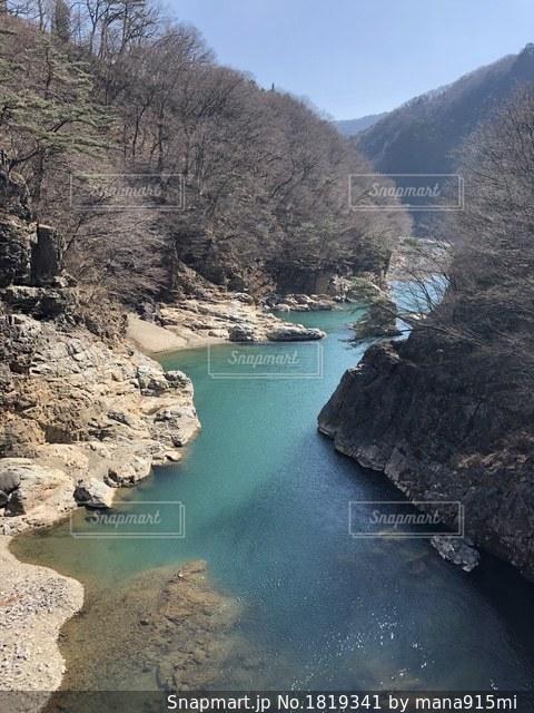 鬼怒川の写真・画像素材[1819341]