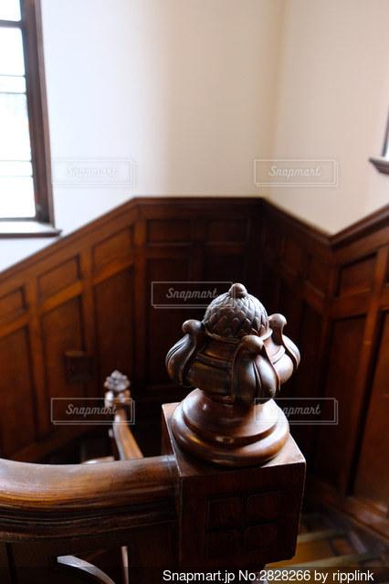岩手銀行赤レンガ館の内装の写真・画像素材[2828266]