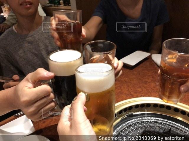 乾杯!の写真・画像素材[2343069]