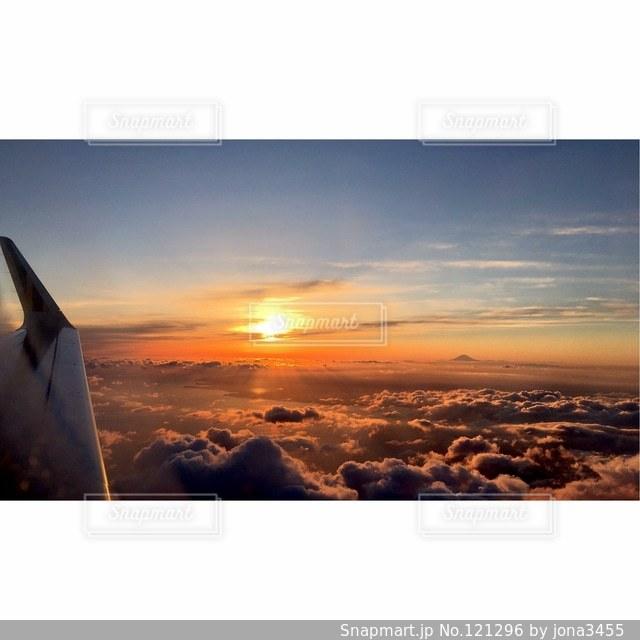空の写真・画像素材[121296]