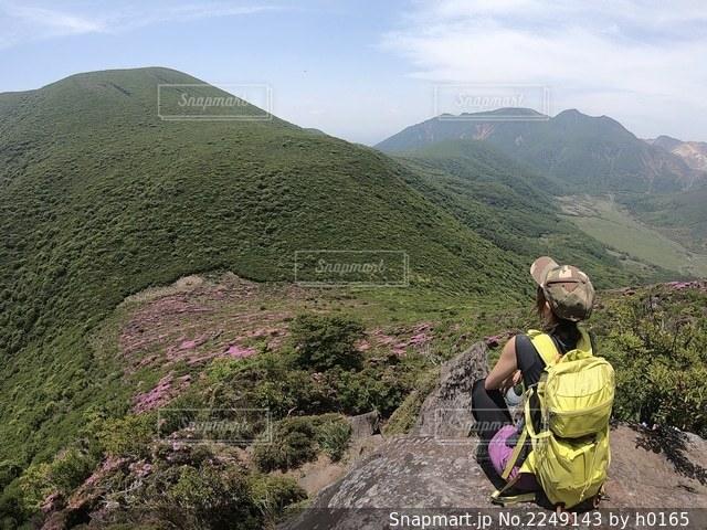 登山ノキロクの写真・画像素材[2249143]