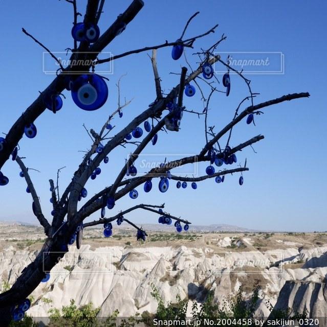 トルコの魔除けの写真・画像素材[2004458]