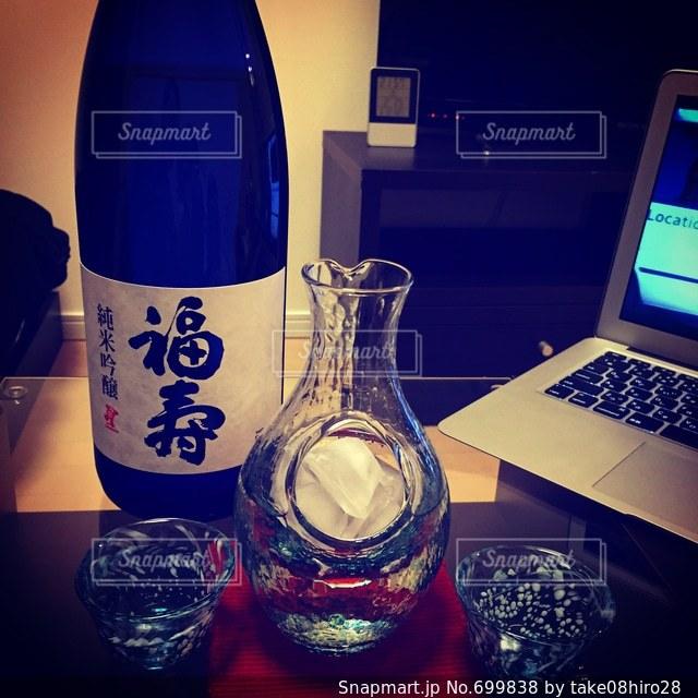 日本酒の写真・画像素材[699838]
