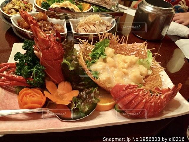 食事の写真・画像素材[1956808]