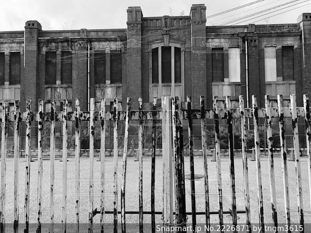 大阪の歴史的建造物の写真・画像素材[2226871]