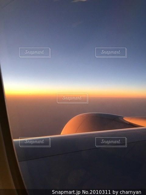 空の果ての写真・画像素材[2010311]