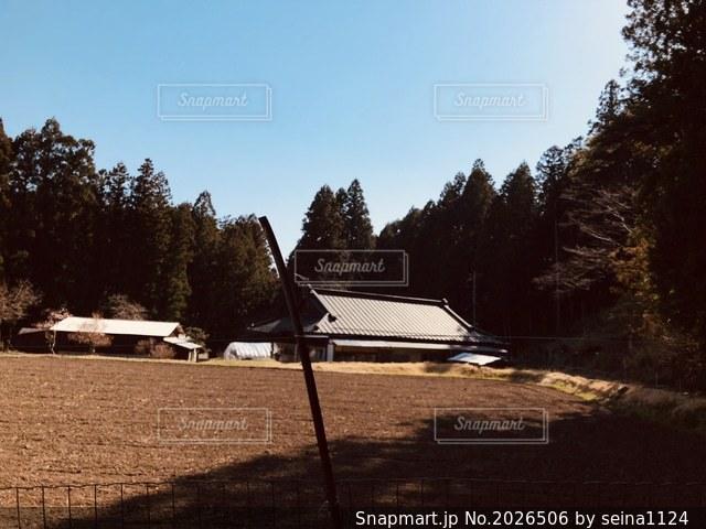 殺風景な田舎町。の写真・画像素材[2026506]