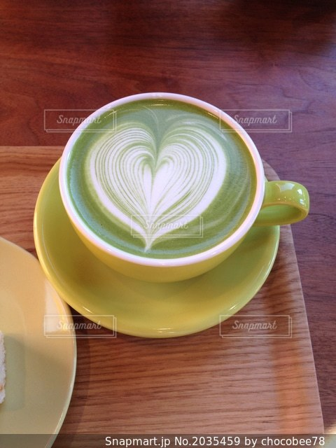 カフェの写真・画像素材[2035459]