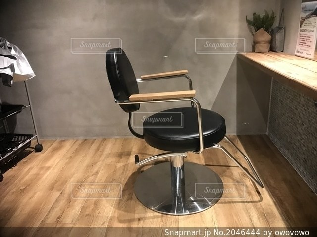 椅子の写真・画像素材[2046444]