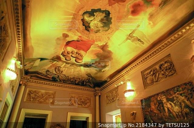 スペイン フィゲラスのダリ美術館の写真・画像素材[2184347]