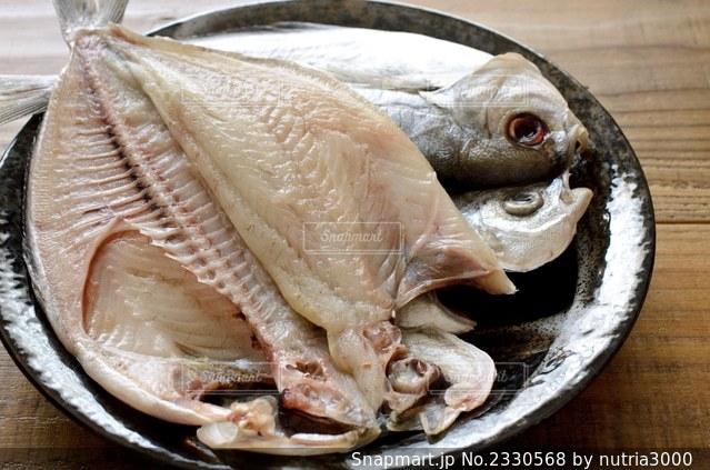 しず鯛の開きの写真・画像素材[2330568]