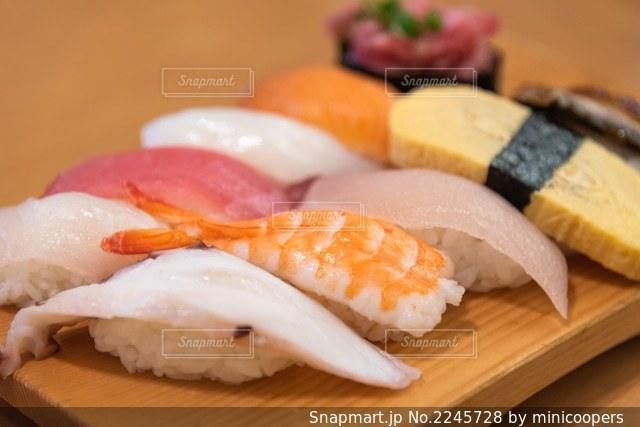 お寿司の写真・画像素材[2245728]