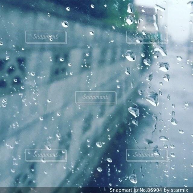雨の写真・画像素材[86904]