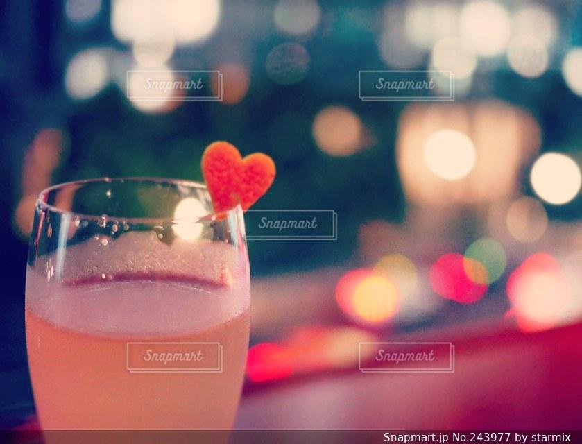 飲み物の写真・画像素材[243977]