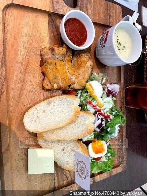 朝食の写真・画像素材[4768440]