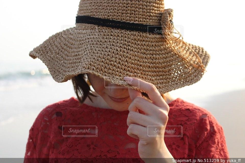 女性の写真・画像素材[513259]