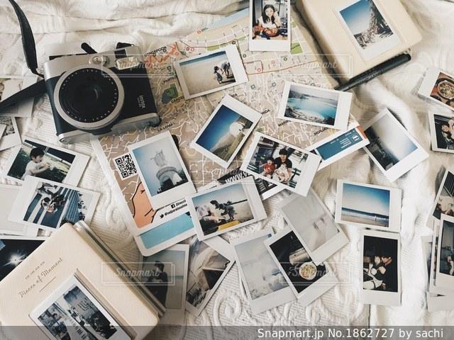 旅の思い出の写真・画像素材[1862727]