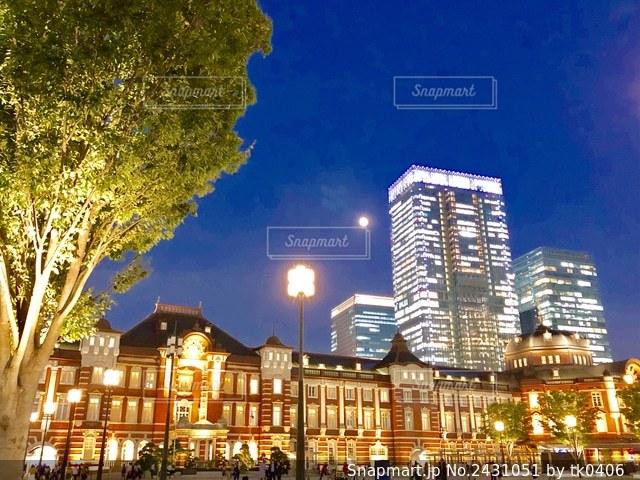 東京駅の写真・画像素材[2431051]