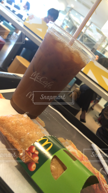 コーヒーの写真・画像素材[121940]