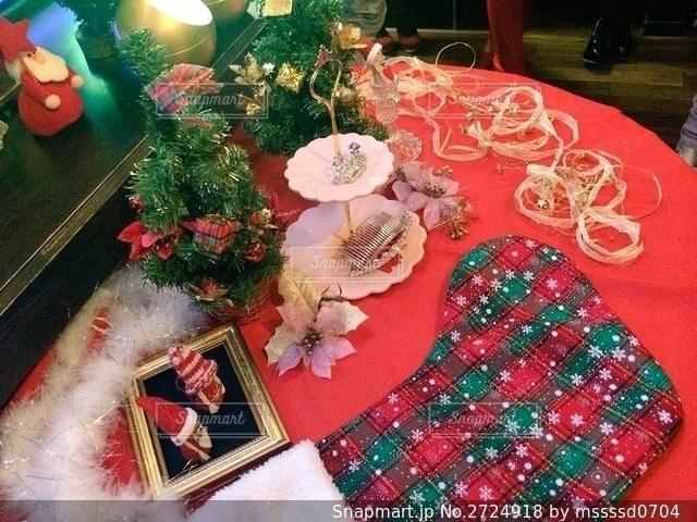 クリスマスの写真・画像素材[2724918]